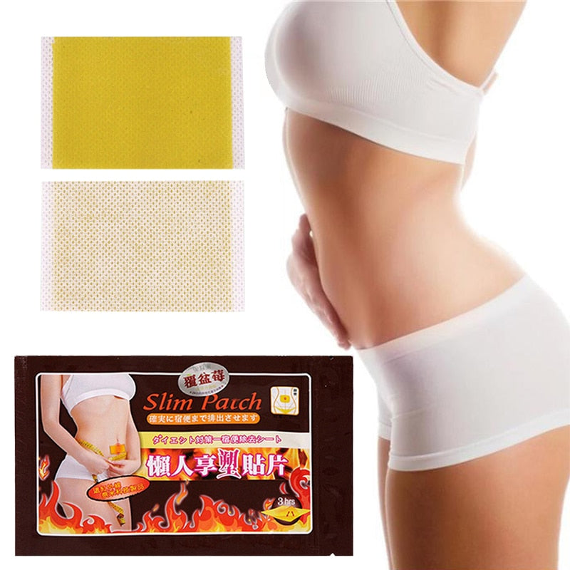 Anti-Cellulite Slim Patch Lazy People Fat Burning