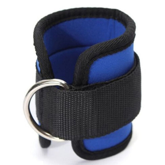 D-ring Ankle Strap Buckle Body Building Band