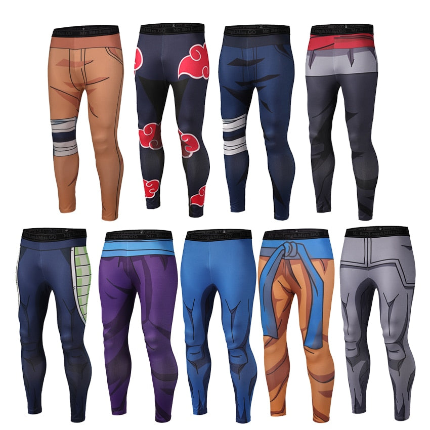 Men bodybuilding Skinny Leggings