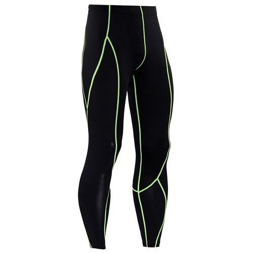 New Men Compression Pants Bodybuilding Joggers