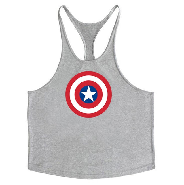 Super Hero Captain America brand clothing