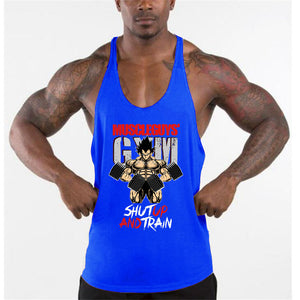 Barnd Vest Fitness Sleeveless Shirt