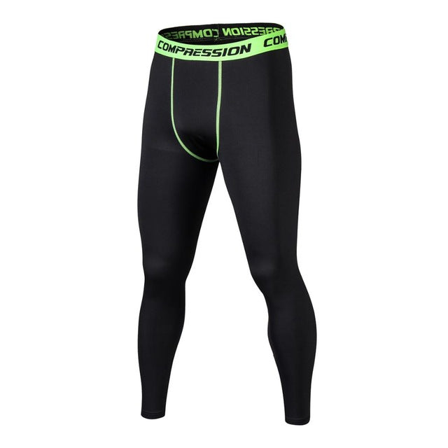 Fashion Men Compression Pants