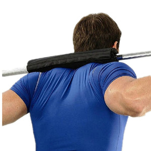 Weight Lifting Shoulders Barbell Pad