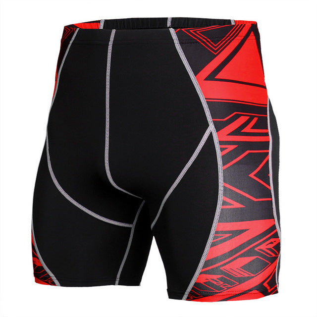 Tights Quick Dry Men Sporsts Shorts