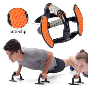 Body Building Push Up Stand Bar