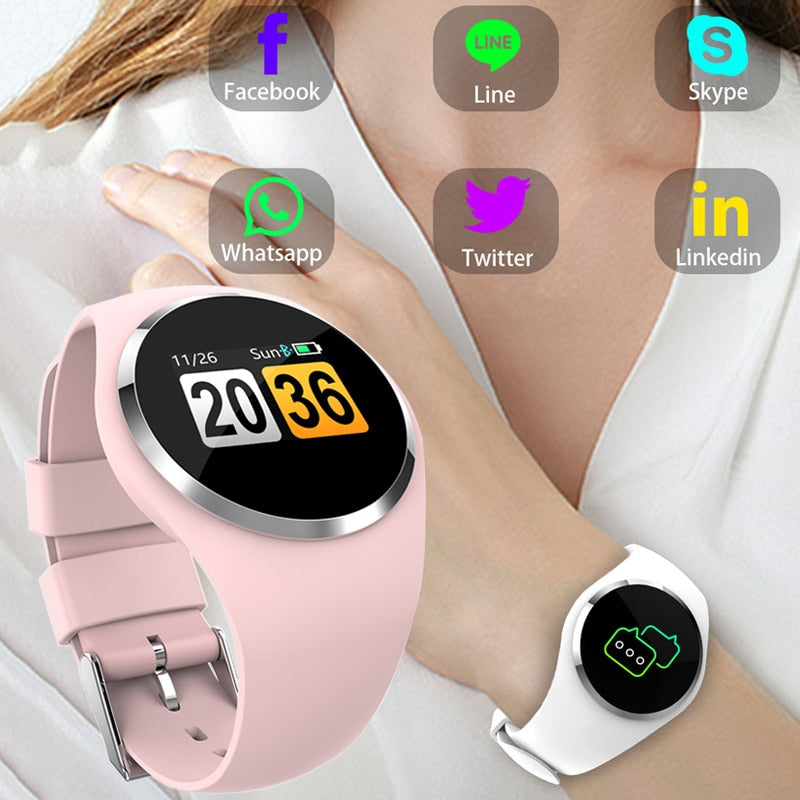 Touch Intelligent Sports Watch For Woman