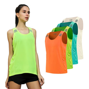Sleeveless Workout Women Fitness Tops