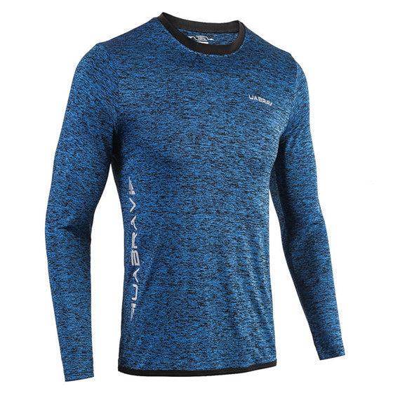 Long Sleeve Men's Running T-shirts