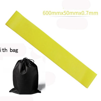 Yellow with BAG