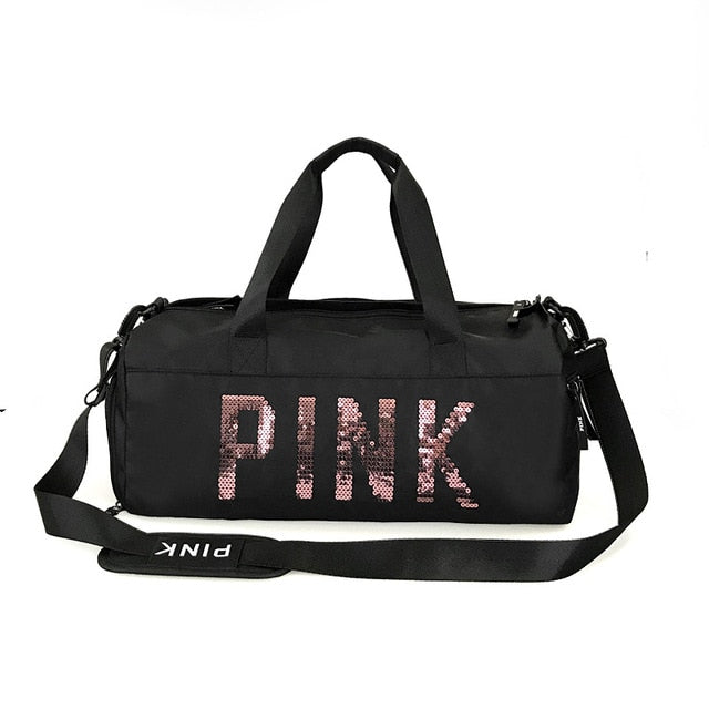 Unisex Fitness Travel Handbag