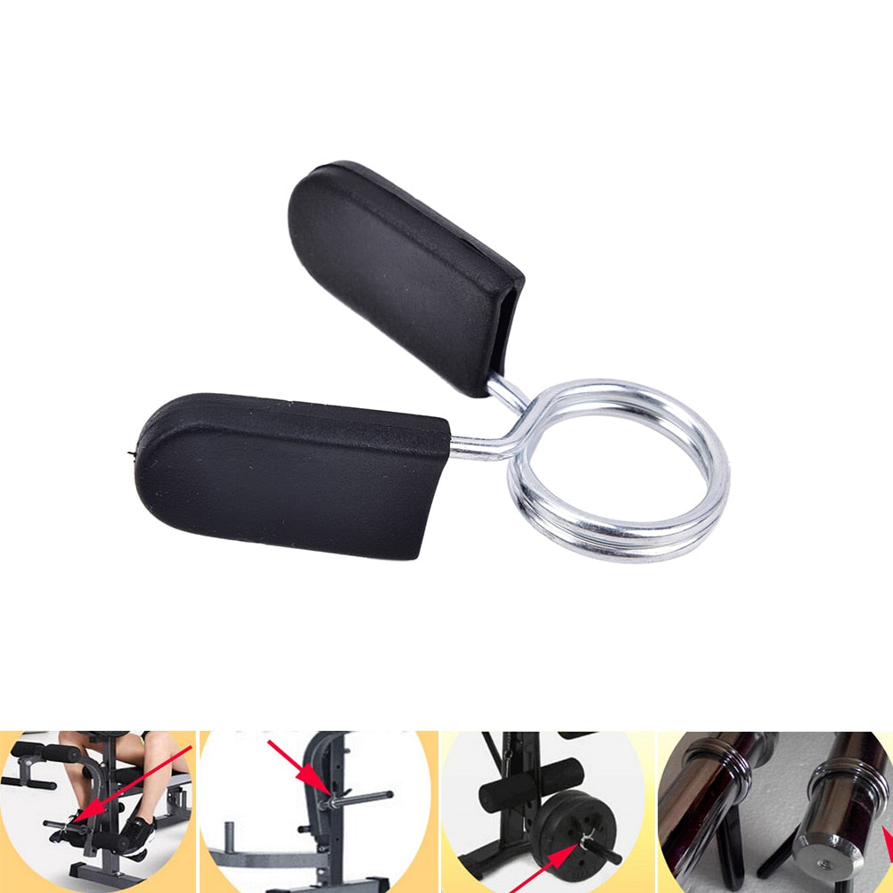 Weight lifting Bar Gym Dumbbell