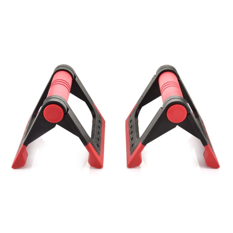 Push Ups Stands Grip Fitness Equipment