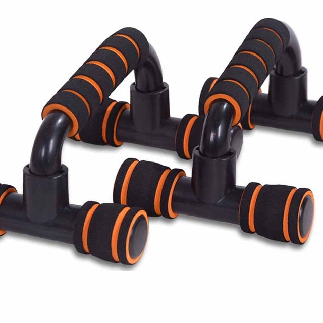 Fitness I-shaped Push up Bar Stands