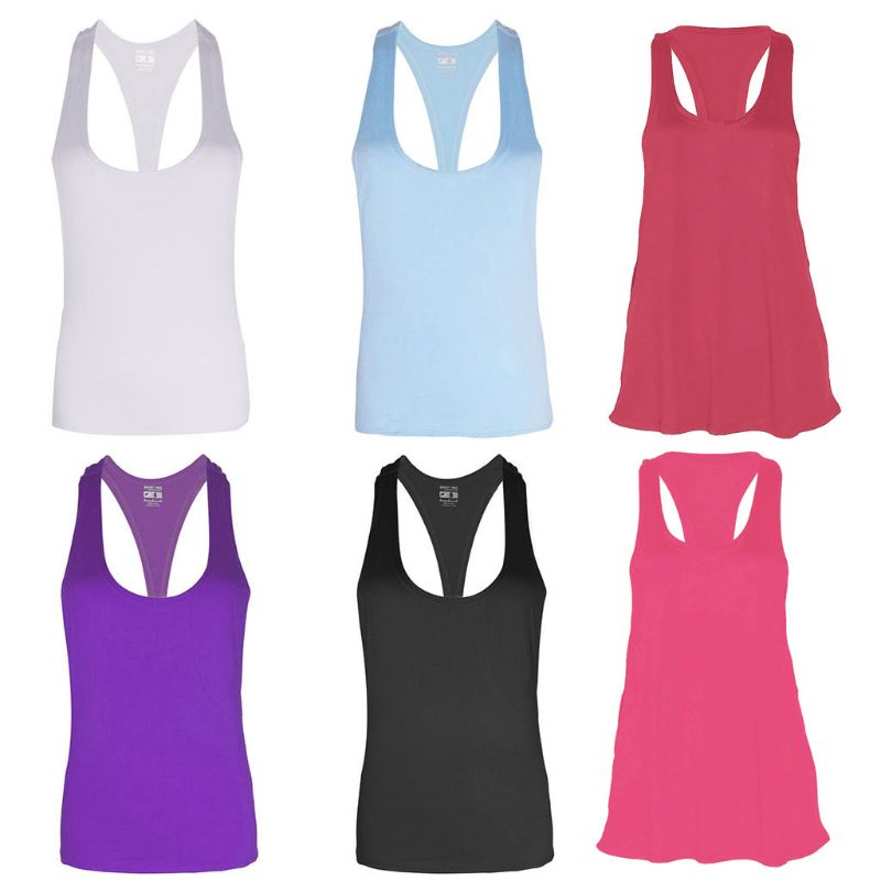 Women Fitness Sports Tank Top