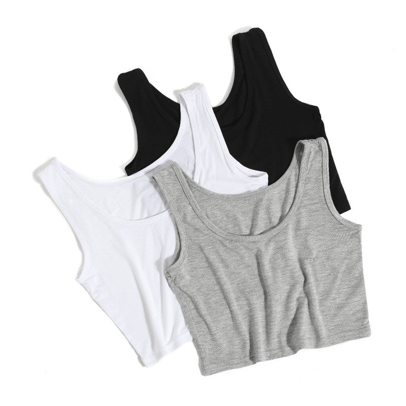 Gym Fitness Sport Sleeveless Tops