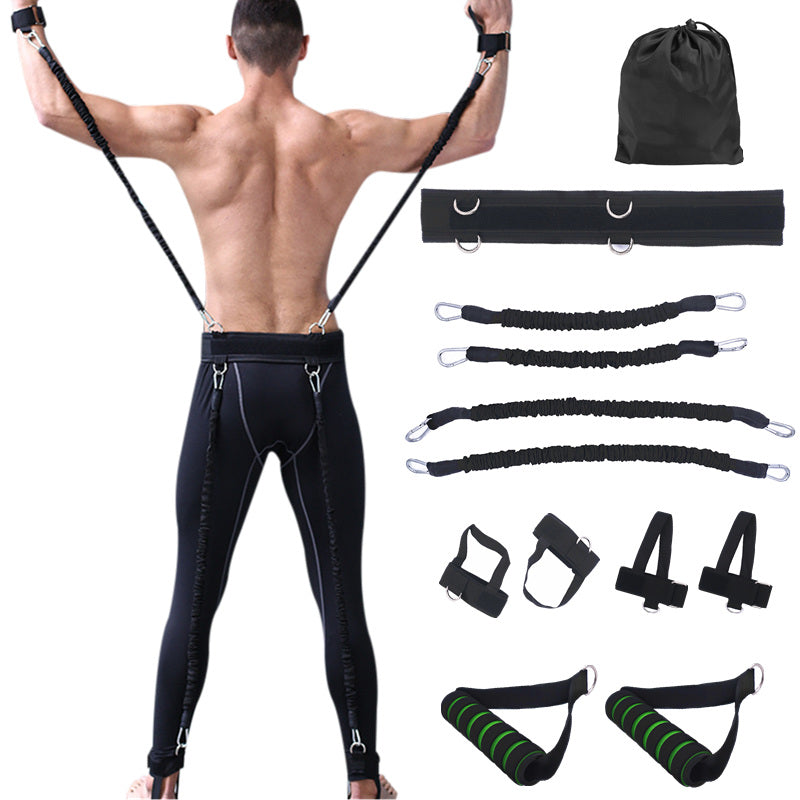 Fitness Resistance Bands Set