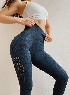 High Waisted Tights Leggings Sport Fitness Trousers