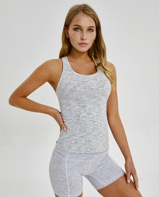 Quality Sleeveless Gym Tops