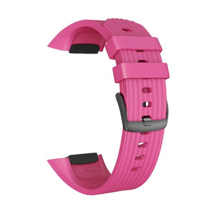 Silicone Watchband Strap For Samsung Galaxy