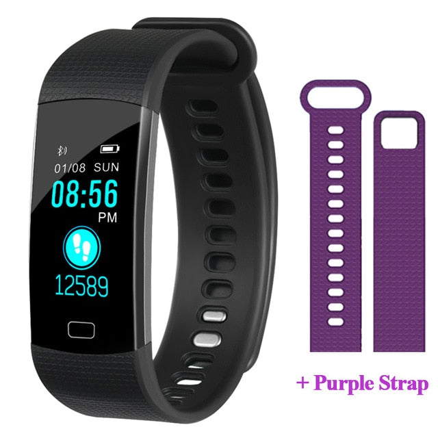Add 1 Purple Strap