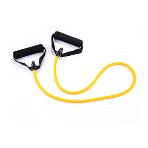 Yoga Resistance Bands tube rubber