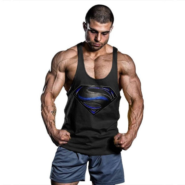 Men Bodybuilding Shirt