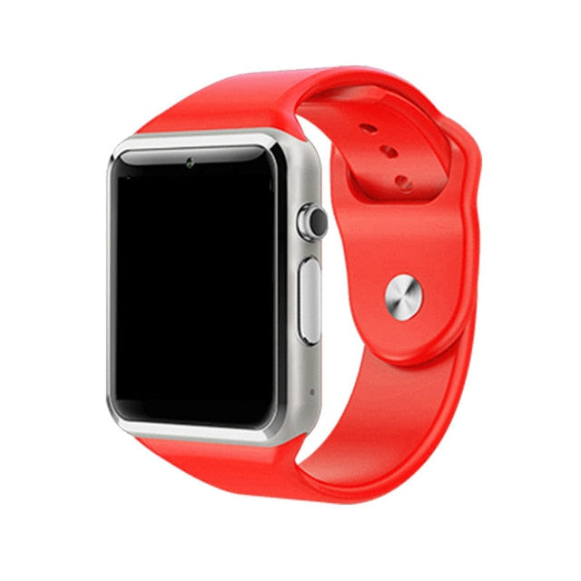 A1 WristWatch Bluetooth Smart Watch