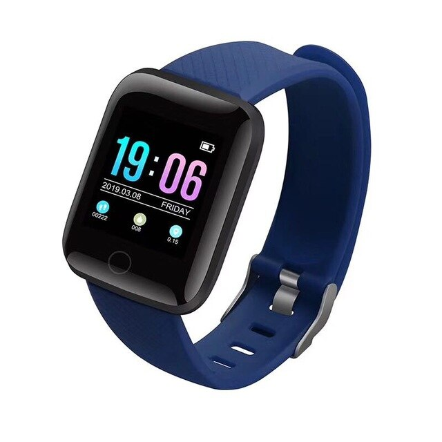 Fitness Tracker Watch Sport For Android IOS