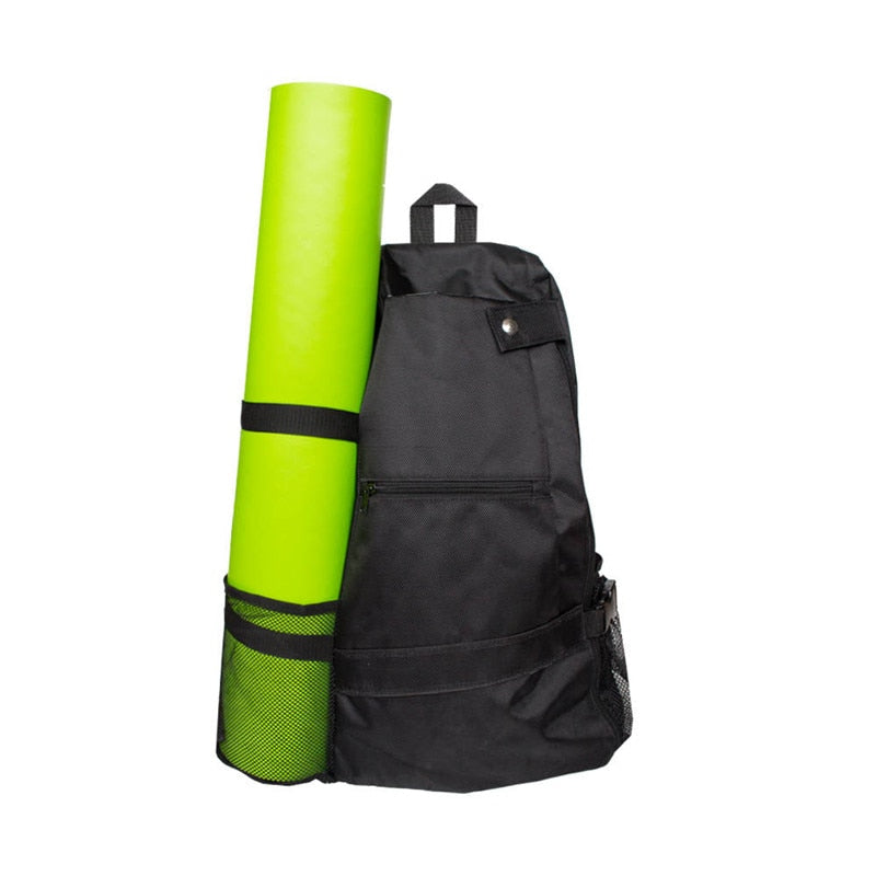 Gym Single Shoulder Knapsack
