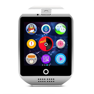 Fitness Smart Watch With Camera Bluetooth