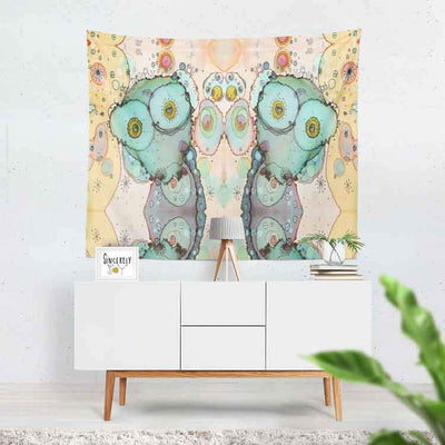 Wall Art Tapestry 'I See You 2'