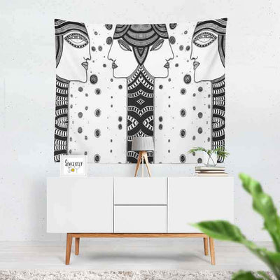 Wall Art Tapestry 'Love II'