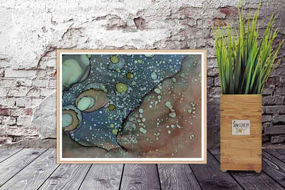 Art Print Download 'Galaxy B 01'