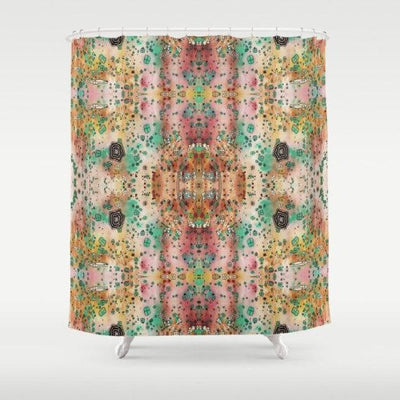 Dreamscape C Shower Curtain