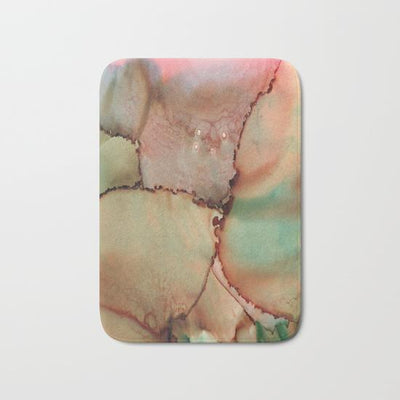 Bath Mat 'Abstract Kiss'