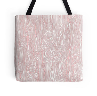 pink-grain-tote-bag