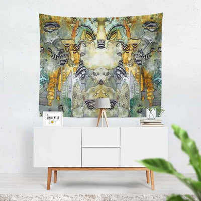 Wall Art Tapestry 'Part of Everything'