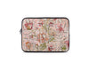 'Floral Laugh. Love. Live.' Laptop/Tablet Sleeve