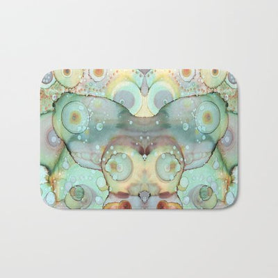 Bath Mat 'Mermaid Tail'