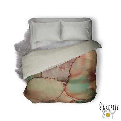 Duvet Cover 'Abstract Kiss'