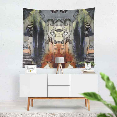 Wall Art Tapestry 'Source 1'