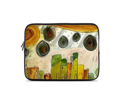 'City Life' Laptop/Tablet Sleeve