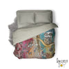 Duvet Cover 'Surreal Owl 1'