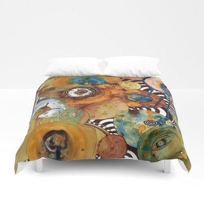 Duvet Cover 'Energy Abstract'