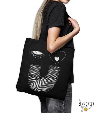 Tote Bag 'Eye Love You'