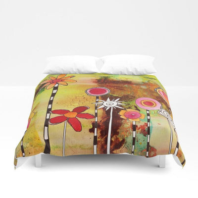 Duvet Cover 'Garden Party'