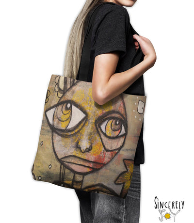 Tote Bag 'My Sun And Stars v10'