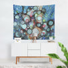 Wall Art Tapestry 'Galaxy A'