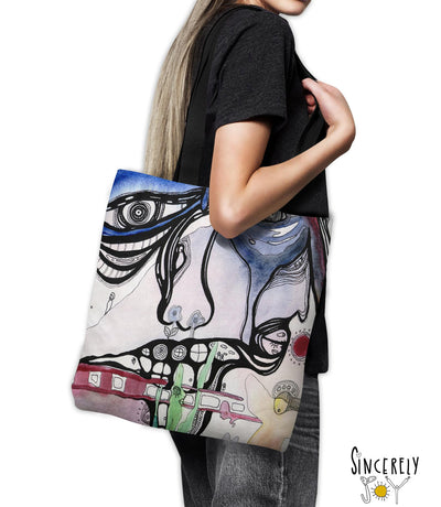 Tote Bag 'The Gift'